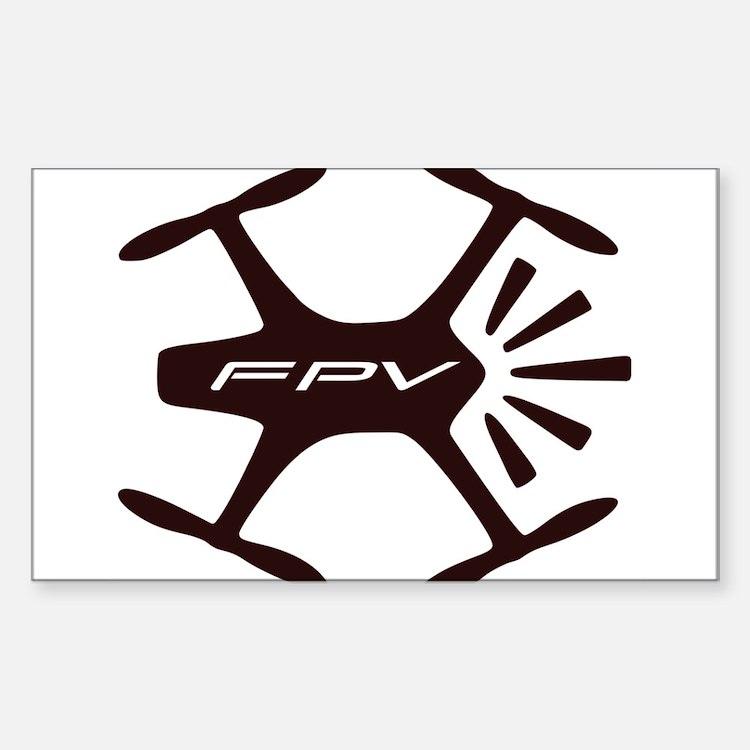 FPV Quad Pilots Decal