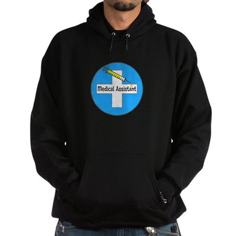 medical assistant 5 Hoodie