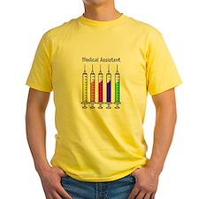 Medical Assistant 7 syringes T-Shirt