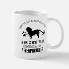 Affenpinscher Mommy designs Mug