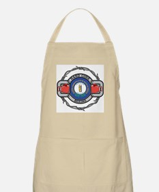 Kentucky Boxing BBQ Apron
