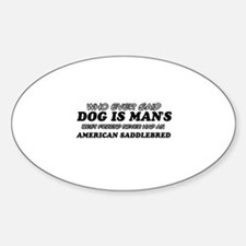 American Saddlebred pet designs Bumper Stickers