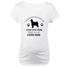 Afghan hound Mommy designs Shirt
