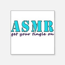 ASMR get your tingle on Sticker