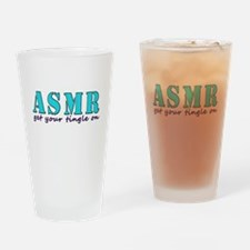 ASMR get your tingle on Drinking Glass