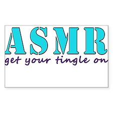 ASMR get your tingle on Decal