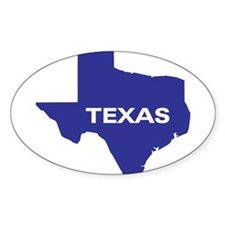 The State of Texas Decal