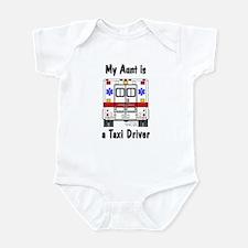Taxi Driver Aunt Infant Creeper
