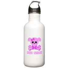 NCIS Chick Water Bottle