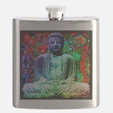 Life Tripping With Buddha Flask