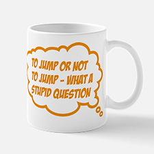 jump Small Small Mug