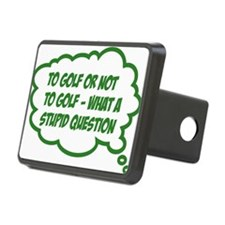 golf Hitch Cover