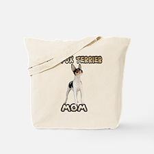 Toy Fox Terrier Mom Tote Bag