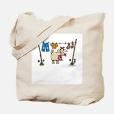 Bad Goat Tote Bag