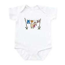 Bad Goat Infant Bodysuit