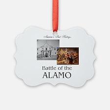 ABH Alamo Ornament
