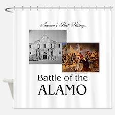 ABH Alamo Shower Curtain