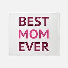 Best Mom Ever Stadium Blanket