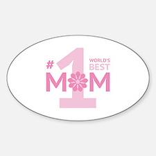 Nr 1 Mom Decal