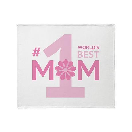 Nr 1 Mom Stadium Blanket