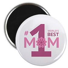 Nr 1 Mom Magnet