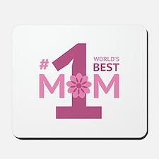 Nr 1 Mom Mousepad