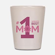 Nr 1 Mom Shot Glass