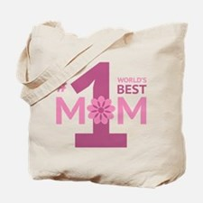 Nr 1 Mom Tote Bag