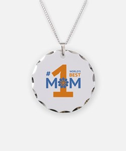 Nr 1 Mom Necklace