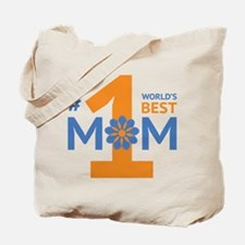 Nr 1 Mom Tote Bag