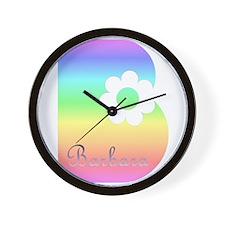 Barbara Wall Clock