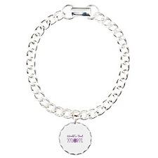 World's Best Mom Bracelet