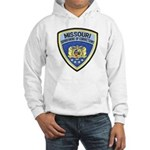 Missouri Prison Hooded Sweatshirt