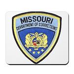 Missouri Prison Mousepad