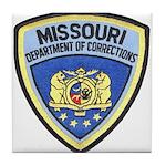 Missouri Prison Tile Coaster