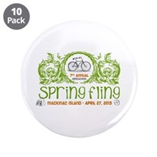 "Mackinac 2013 3.5"" Button (10 pack)"