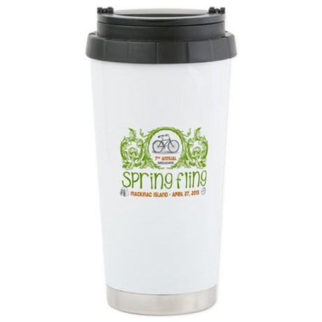 Mackinac 2013 Travel Mug
