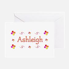 Ashleigh 1 Greeting Card