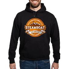 Steamboat Tangerine Hoodie