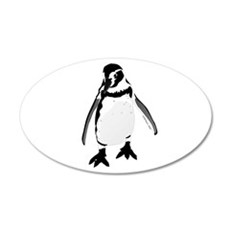 Humboldt Penguin smiling Wall Decal