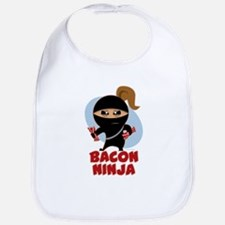 Bacon Ninja Bib