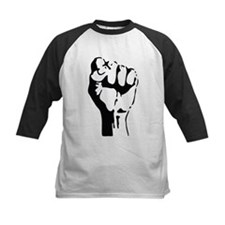 raised fist Baseball Jersey