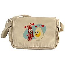 Bacon Love Messenger Bag