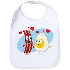 Bacon Love Bib