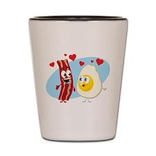 Bacon Love Shot Glass