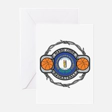 Kentucky Basketball Greeting Cards (Pk of 10)