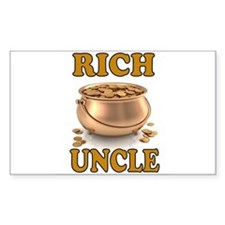 RICH UNCLE Decal