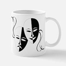 Theater Masks Mug