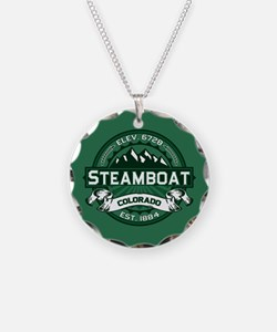 Steamboat Forest Necklace
