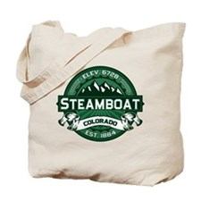 Steamboat Forest Tote Bag